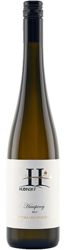 Hauspereg85 – Rizling rýnsky 2017, suché, Single Vineyard
