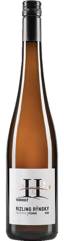 Rizling rýnsky Holopereg - Single Vineyard